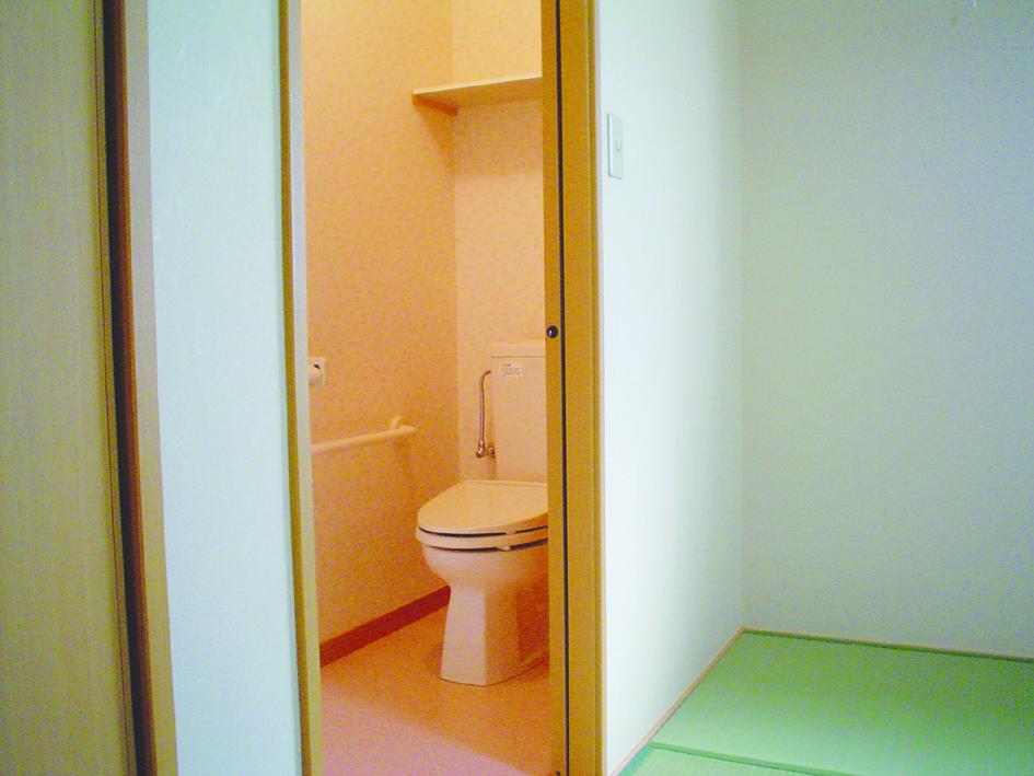 画像:仁の郷トイレ