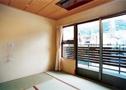 画像:二階 個室