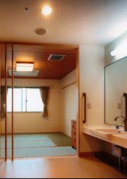 画像:二階 居室(和室)