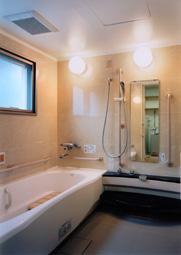画像:二階浴室