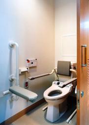 画像:四階 居室トイレ